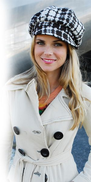 04bf31718f Fashion Corner: Winter Hats for Women http://pinterest.com/barboolaTiffny
