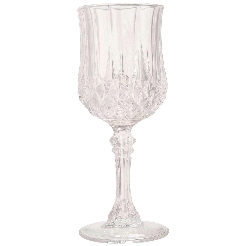 Cristal D Arques Longchamp Diamax Port Glass 4 Ounce Set Of 6
