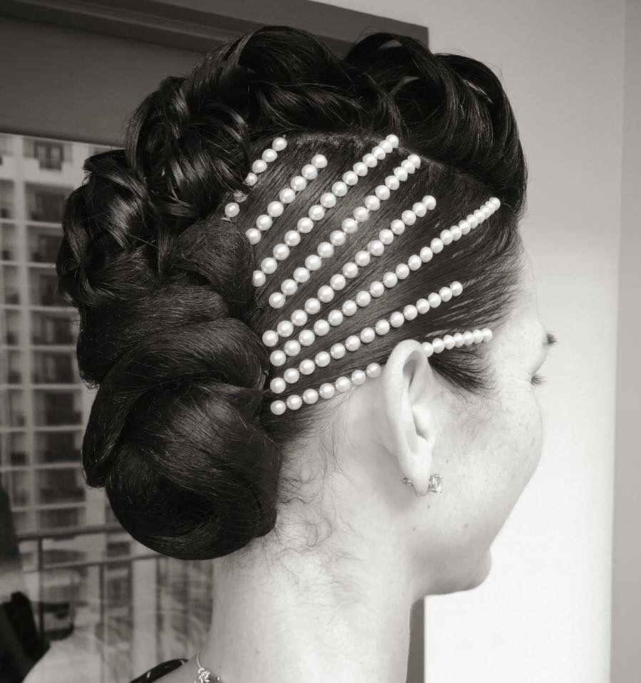 dance hair | ballroom fascination | dance hairstyles