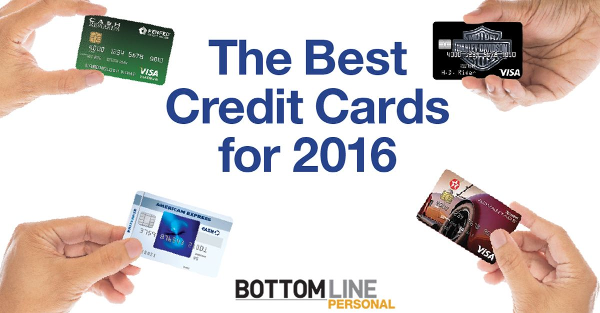 Best Credit Card Rates, Rewards and Perks for 2016 - In the fine-print–laden world of credit cards, even those with desirable features can have pitfalls...