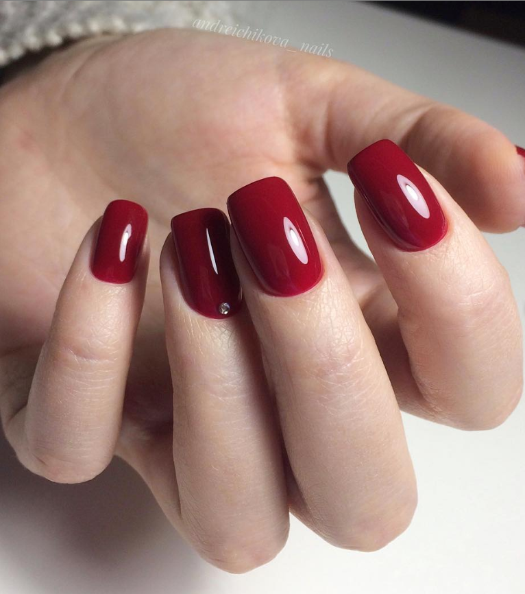 45 Hottest Acrylic Short Coffin Nails Color Shapes Design For All Fashion Ladies Page 10 Of 45 Latest Fashion Trends For Woman Red Acrylic Nails Square Nail Designs Short Coffin Nails