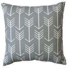Premiere Home Arrow Cotton Throw Pillow
