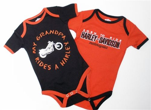 Harley Davidson Infant Clothing Children S Fashion Pinterest