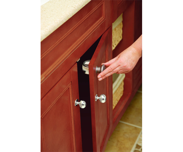 Safety 1st Magnetic Cupboard Lock Magnetic Cupboard Lock Home Made Simple Child Proofing Doors
