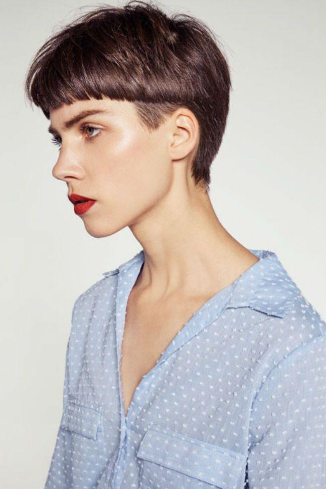 Por Fin Las Marcas Marcan Un Nuevo Rumbo En Sus Colecciones Zara Aumenta Su Tallaje Short Hair Cutsshort