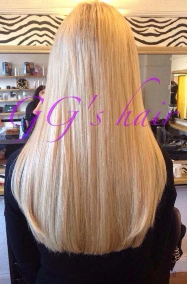 Pin By Ggs Hair Beauty Salon On Beauty Works Hair Extensions