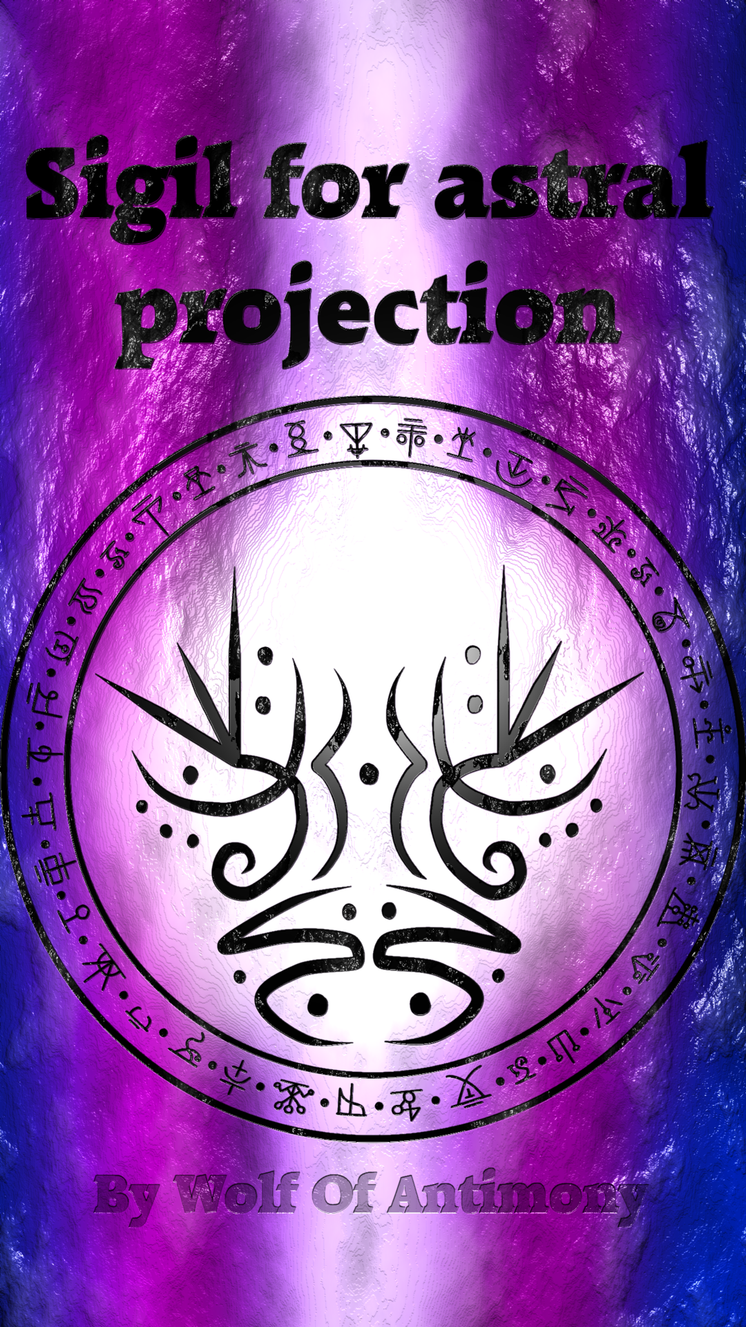 Sigil for astral projection | Cool stuff | Sigil magic, Witchcraft