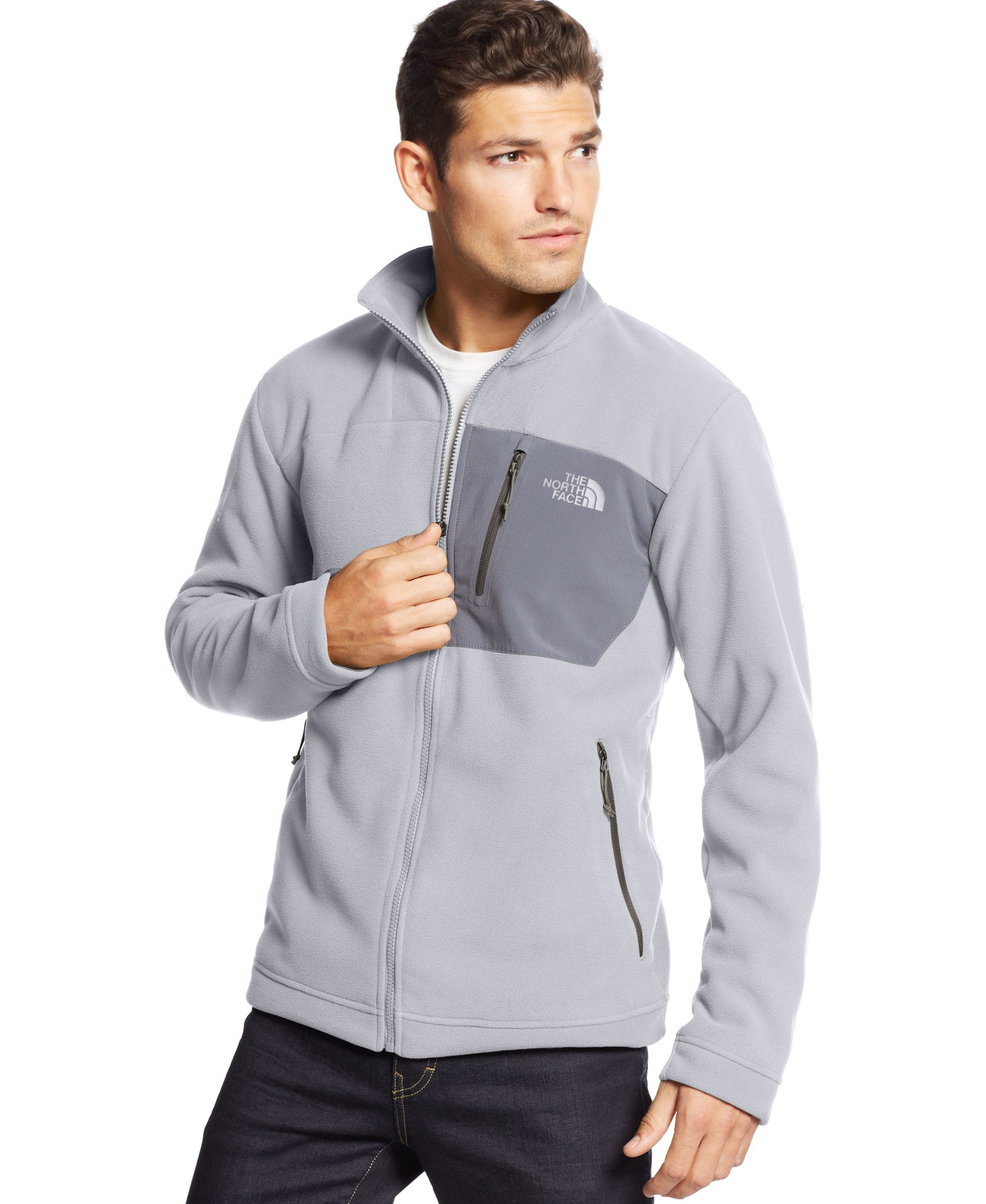 The north face chimborazo fleece jacket products pinterest
