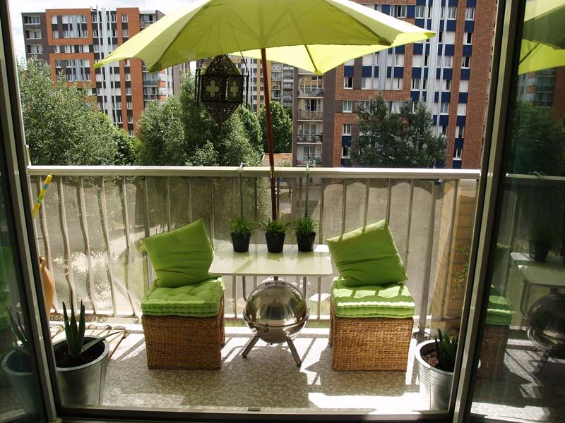 Am nager un petit balcon recherche google balcon for Amenagement balcon terrasse appartement