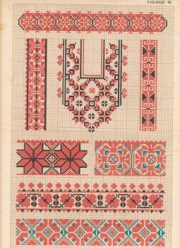 Ukrainian traditional folk embroidery(book)