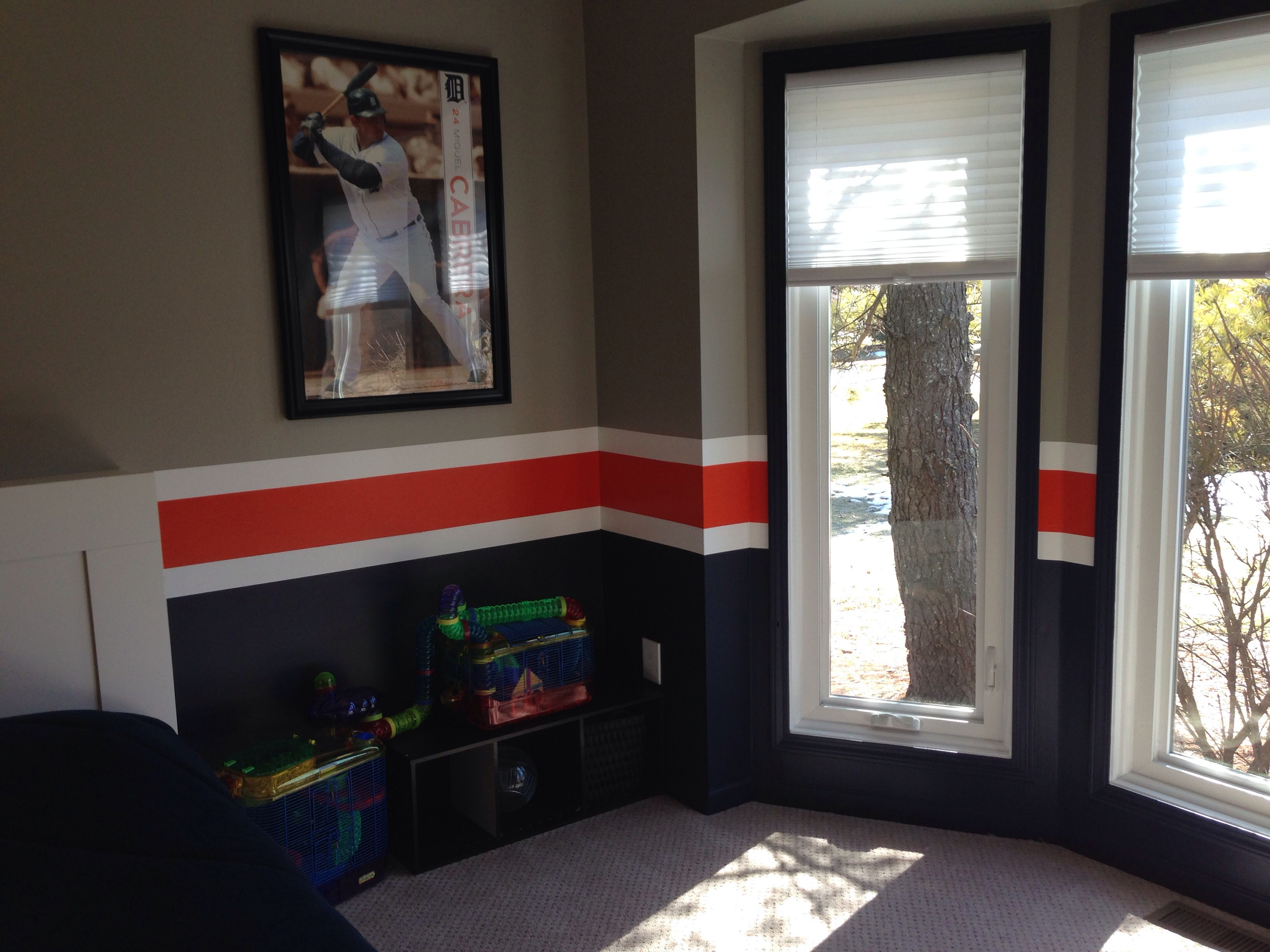 Detroit Tigers Bedroom for The All Time Fan Stuff I Have Made