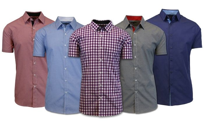 Galaxy By Harvic Mens Slim Fit Shirts for $12 http://sylsdeals.com/galaxy-harvic-mens-slim-fit-shirts-12/