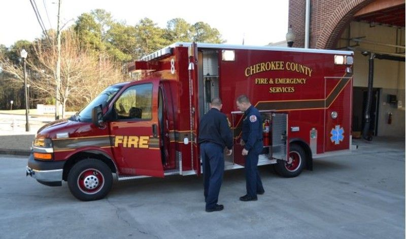 Fired firefighters sue cherokee county for 2 million