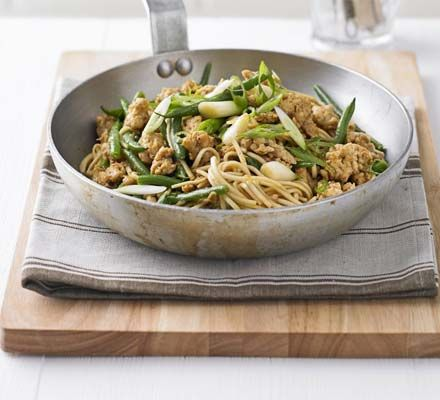 Noodles with turkey green beans hoisin recipe pinterest noodles with turkey green beans hoisin recipe pinterest green beans noodle and beans forumfinder Images