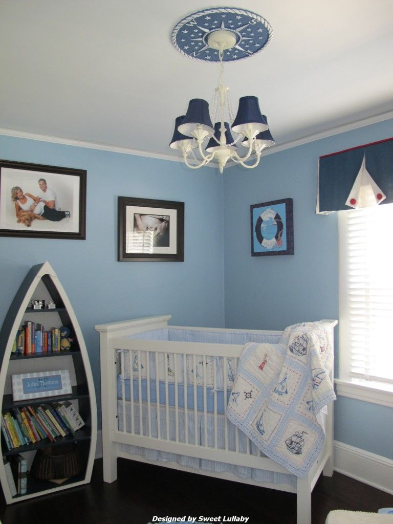 Nautical Baby Boy Nursery Room Ideas: Boy Room, Baby Boy Rooms, Nautical Nursery