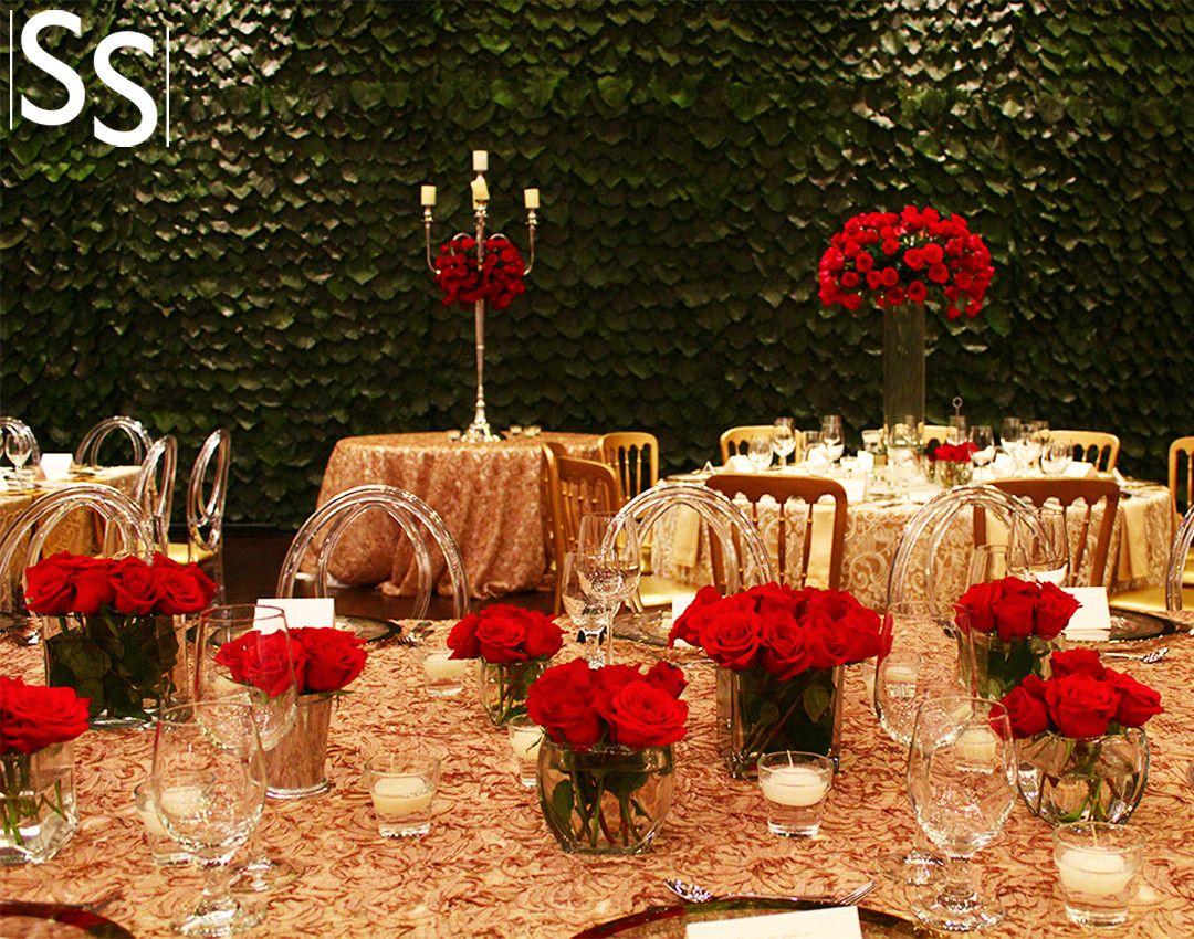 Boda Con Rosas Rojas Wedding Of Red Roses Boda De Rosas Rojas Mesas De Boda Temas De Boda Rojo