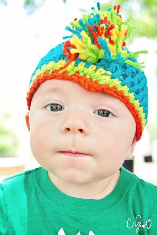 Mohawk Hat Mohawks Hat Crochet And Crochet