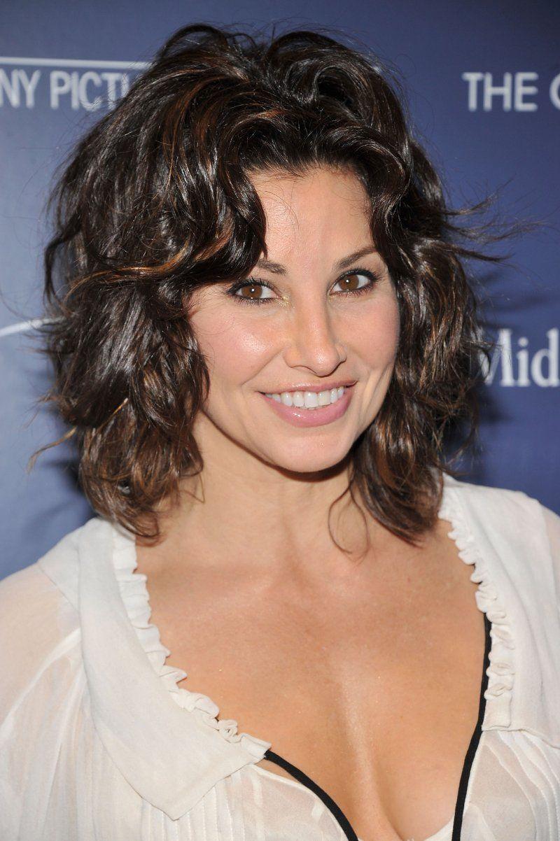 Pretty short/ medium length hair! Gina Gershon - Pictures, Photos & Images - IMDb