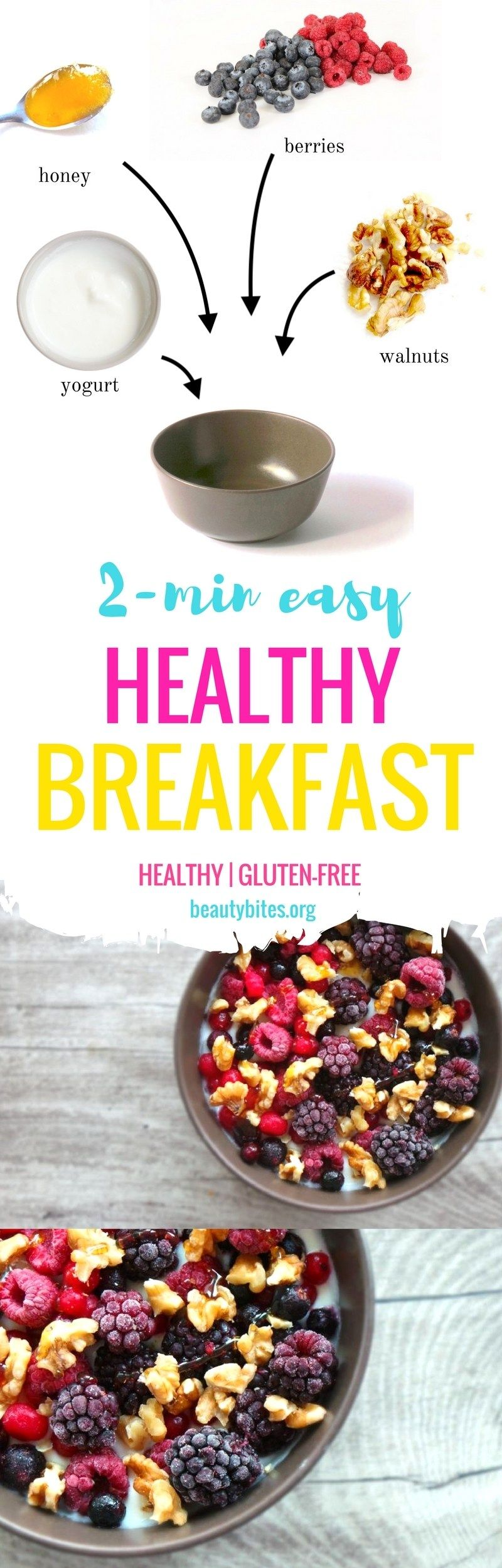 An Extremely Easy Healthy Breakfast Recipe That Is Grain Free And Delicious Th Healthy Breakfast Recipes Easy Easy Healthy Breakfast Healthy Breakfast Recipes