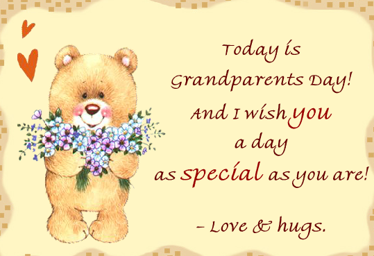 Best Grandparents Day  Wishes Sayings Quotes And Images