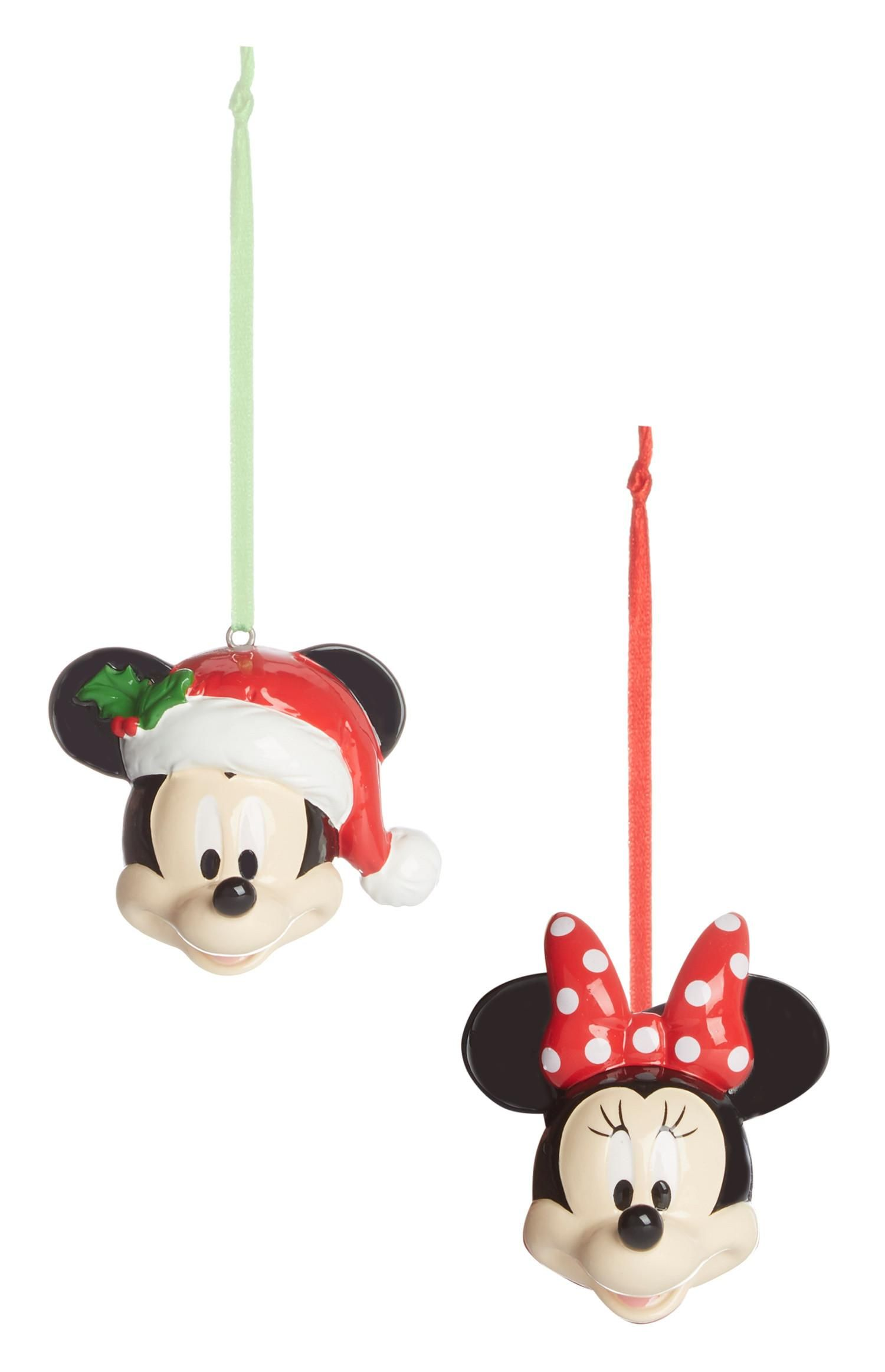 Multicolor Pack Of 20 Licensed Disney Mickey Mouse Christmas ...