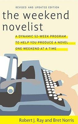 write a novel in a weekend