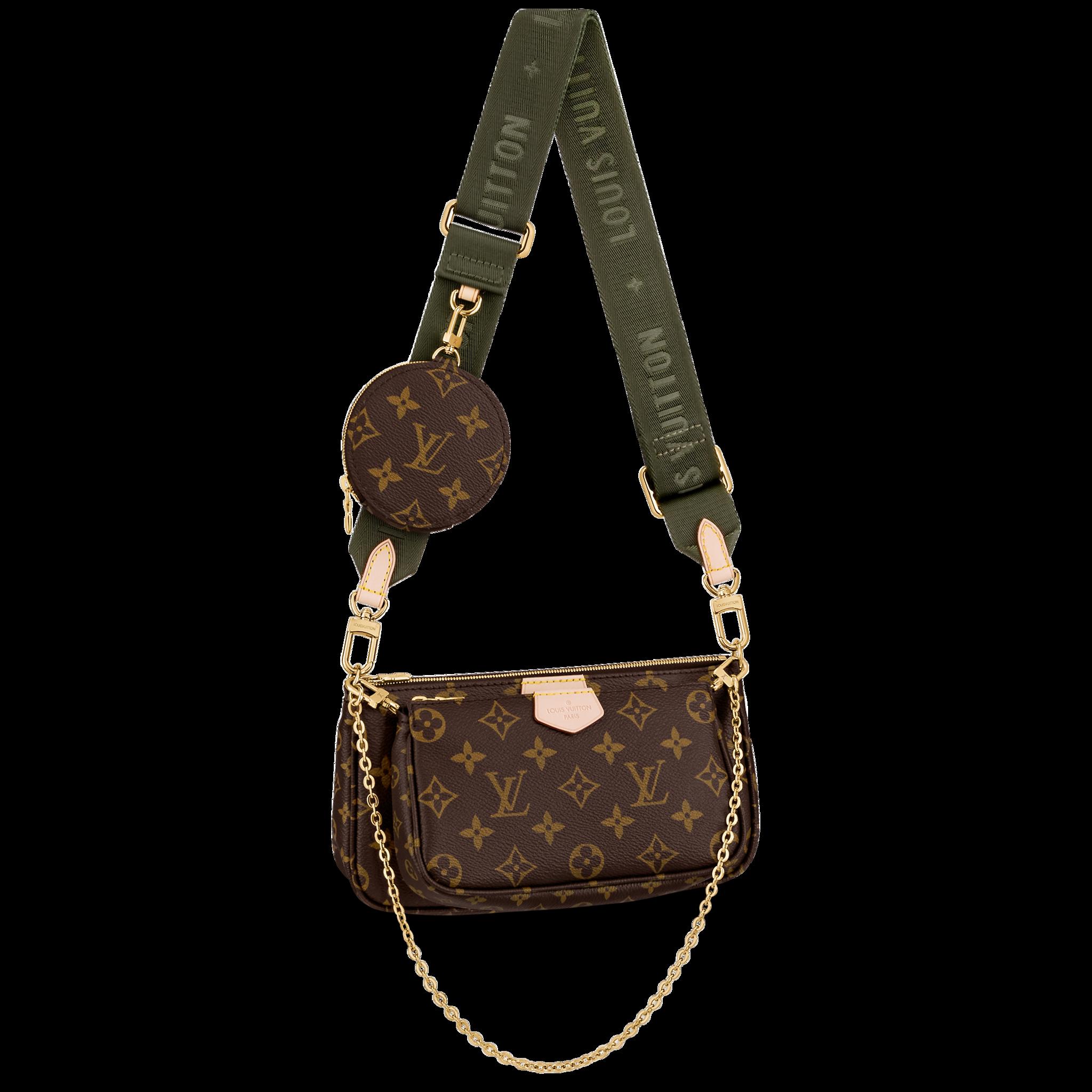 Multi Pochette Accessoires Monogram Canvas Handbags Louis Vuitton Handtassen Tassen Leuke Schoenen