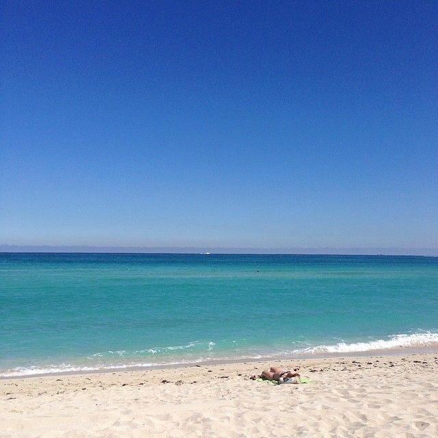 BOCA RATON, FL Has A FABULOUS Beach At Spanish River Park