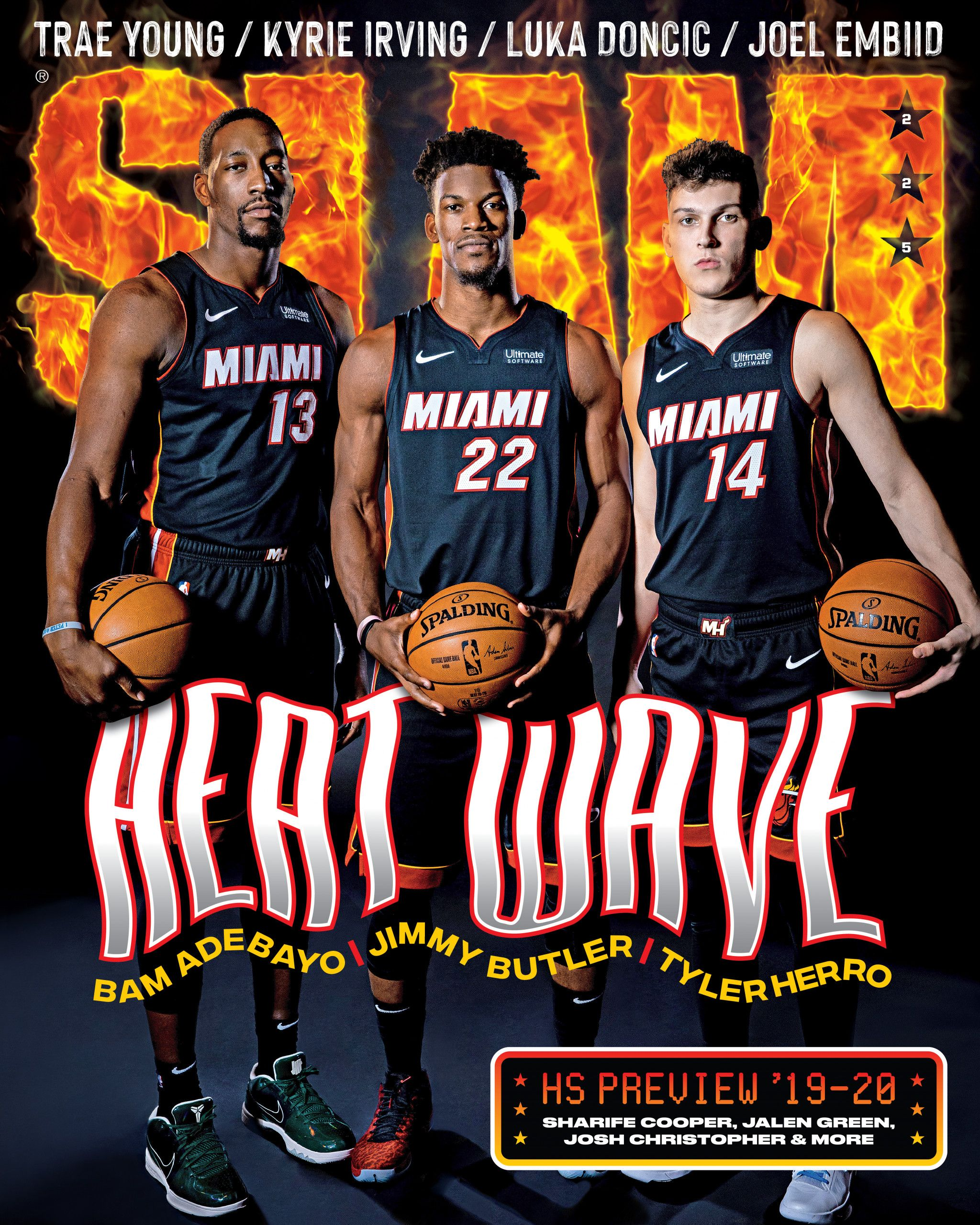 Everything Litty The Miami Heat Are On Fire Miami Heat Slam Magazine Miami