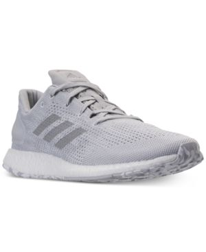 03d95a407e163 adidas Men s PureBOOST Dpr Running Sneakers from Finish Line - White ...