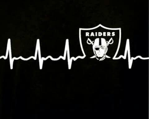 My Heart Pumps For My Raiders Raidah Naychun Pinterest