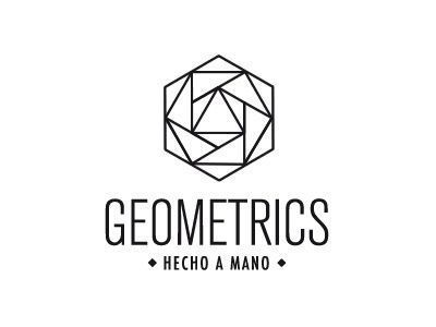 This is a cool visual image with e polygon containing multiple small triangles. I like how it is simple and clean looking. Geometrics Logo