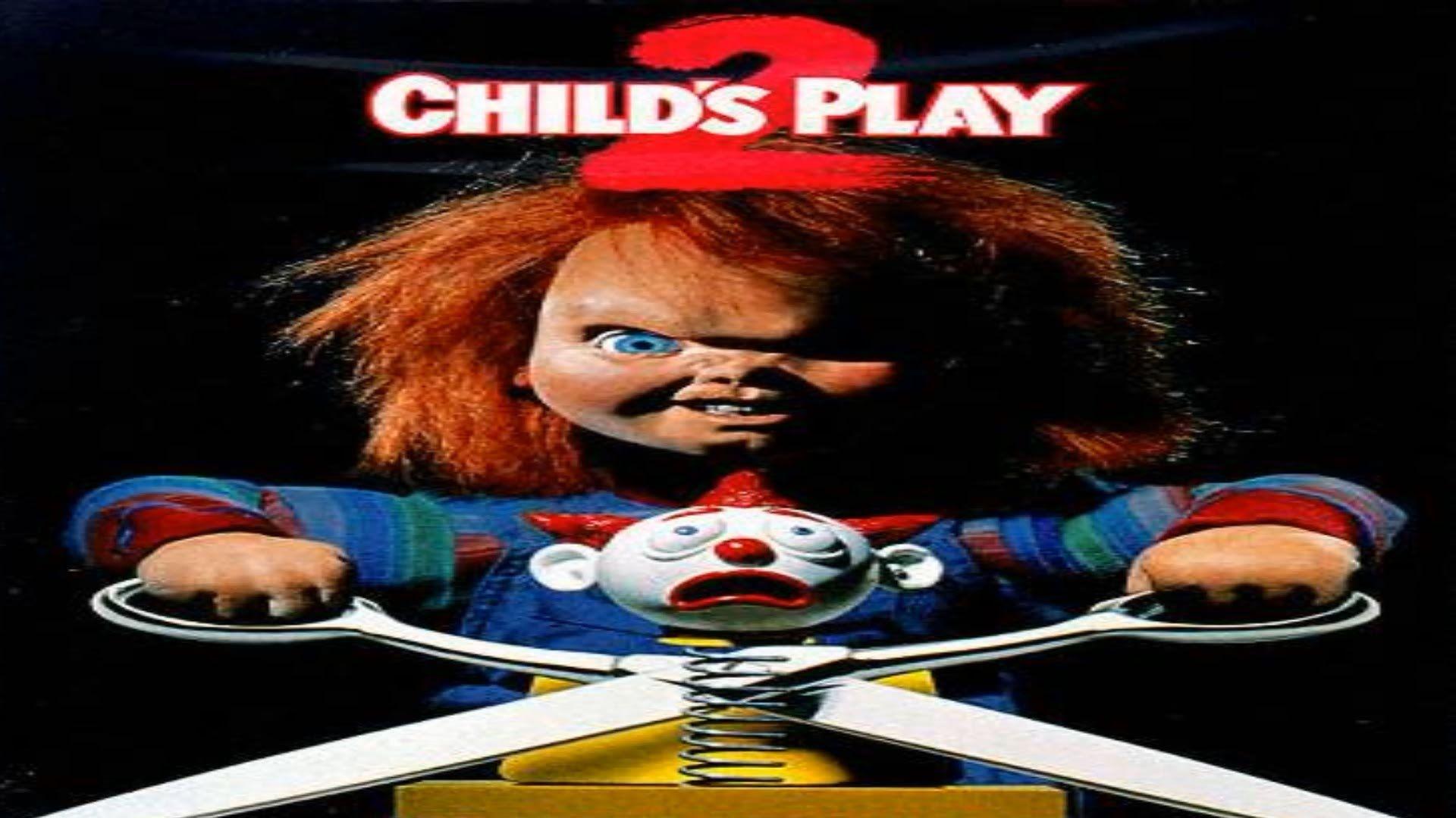 Chucky El Muñeco Diabólico 2 Tributo Youtube Child S Play Movie Kids Playing Chucky Movies
