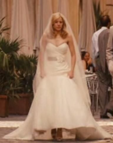 Kristen Bell S When In Rome Wedding Dress And Veil I Absolutely