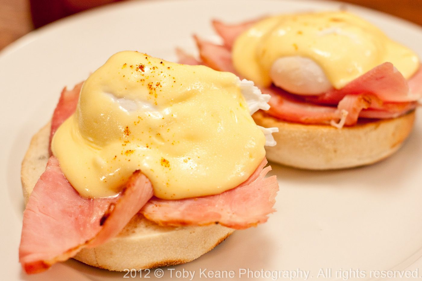 how to fix thick hollandaise sauce