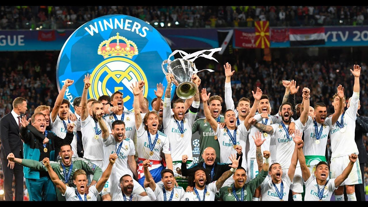 Real Madrid 3 1 Liverpool Full Match Replay Bale S Bicycle Kick And Real Madrid Uefa Champions League Real Madrid Win