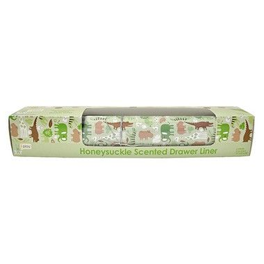 Iplay Honeysuckle Scented Drawer Liners Scented Drawer Liner Drawer Liner Nursery Accessories