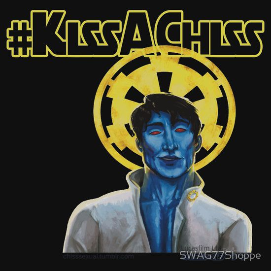 #KissAChiss