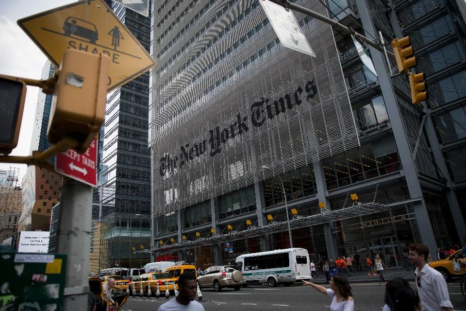 The editorial board of The New York Times has taken a strong position against corporate inversions. Philosophical consistency would require they also strongly condemn their own company's tax-minimizing strategies, which have saved the company tens of millions of dollars.