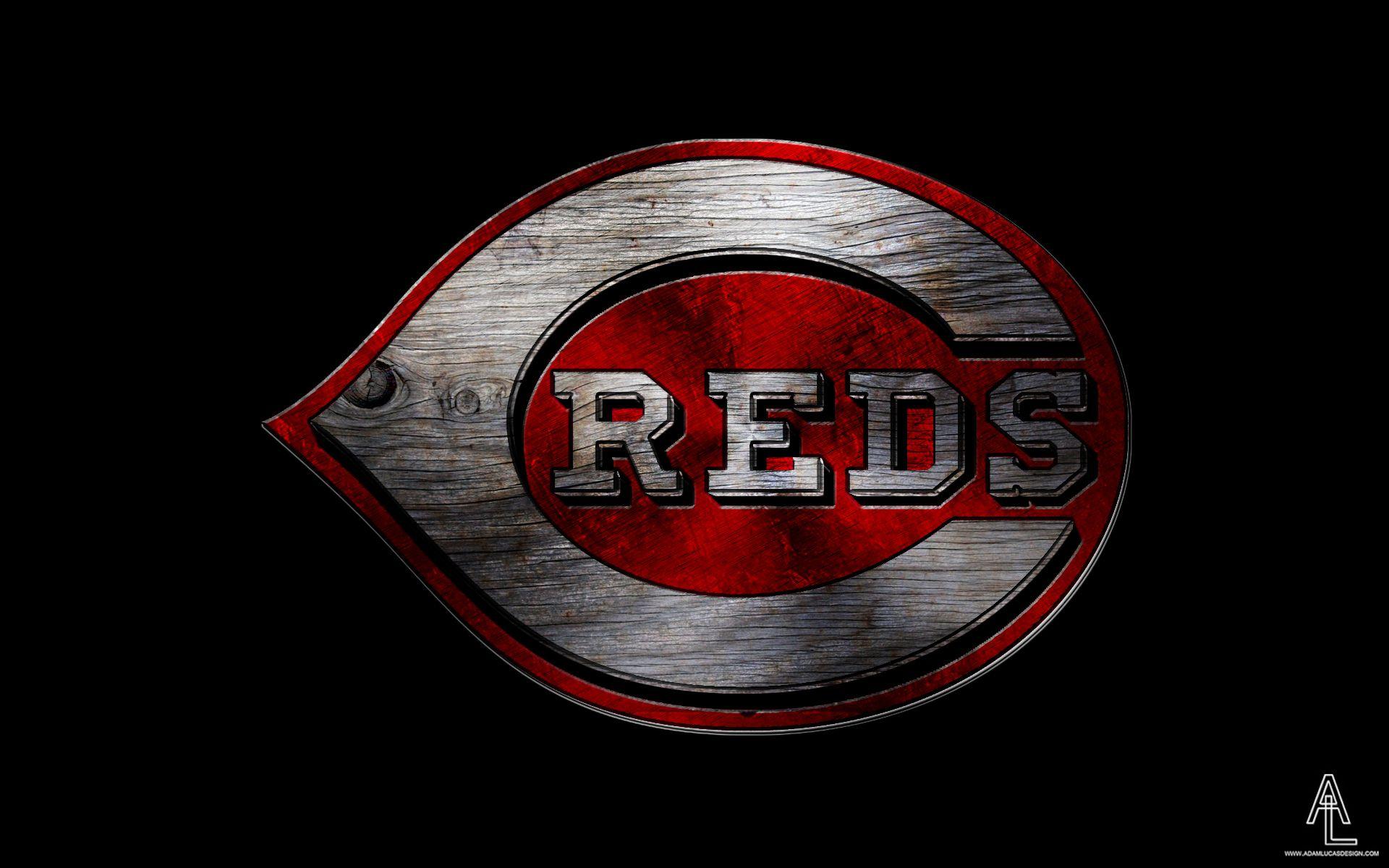 Cincinnati Reds Logo Wallpaper Cincinnati Ohio Cincinnati Reds