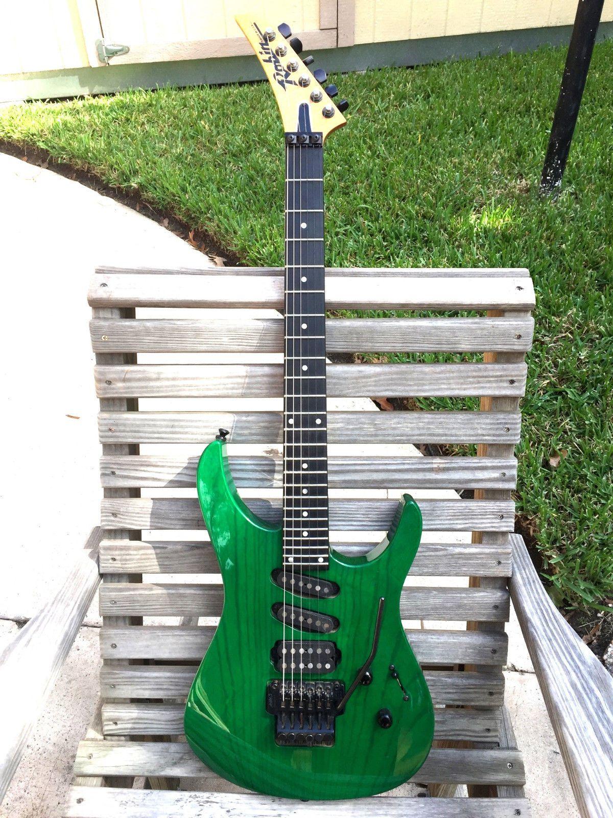 1995 robin medley usa guitar with kahler locking tremolo and rio grande pickups ebay guitar. Black Bedroom Furniture Sets. Home Design Ideas