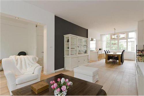 Lichte woonkamer met handige ideeën | Interieur inrichting | Keuken ...