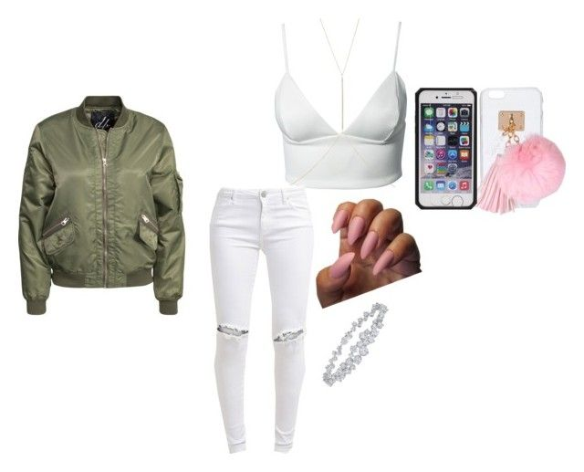 """""""are you that somebody?"""" by oceanlove234 ❤ liked on Polyvore featuring D. Brand, Dark Pink, FiveUnits, Ileana Makri, Ashlyn'd and Harry Winston"""