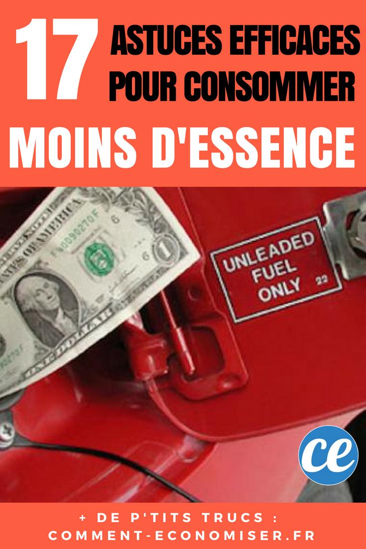 17 Astuces Efficaces Pour Consommer Moins D Essence Economies D