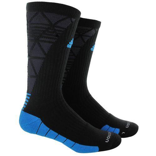 adidas - Team Speed Traxion Crew Socks 1 Pair XL