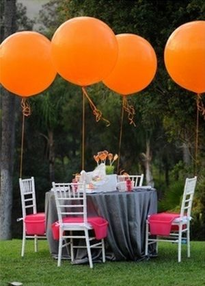 Outdoor 80th Birthday Party Idea See More At One Stop Ideas