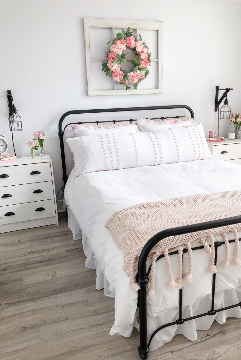 25++ Farmhouse bedroom on a budget inspiration