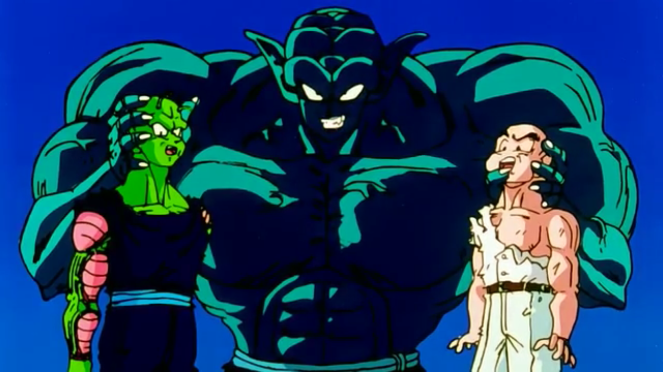 Garlic Jr Vs Piccolo Y Krillin In 2020 Dragon Ball Z Dragon Ball Krillin Was a cackling, raving psychopath in the saga, where he just keeps getting up from garlic jr's beatings, and while he may have been down on the older hero vs. garlic jr vs piccolo y krillin in 2020