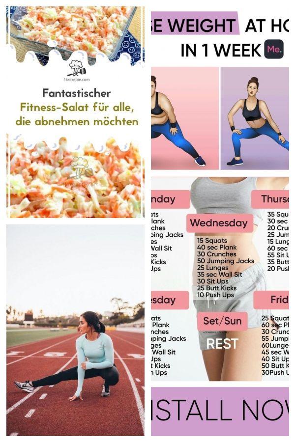 Fantastischer Fitness-Salat für alle, die abnehmen möchten #fitness #fitnessrecetas