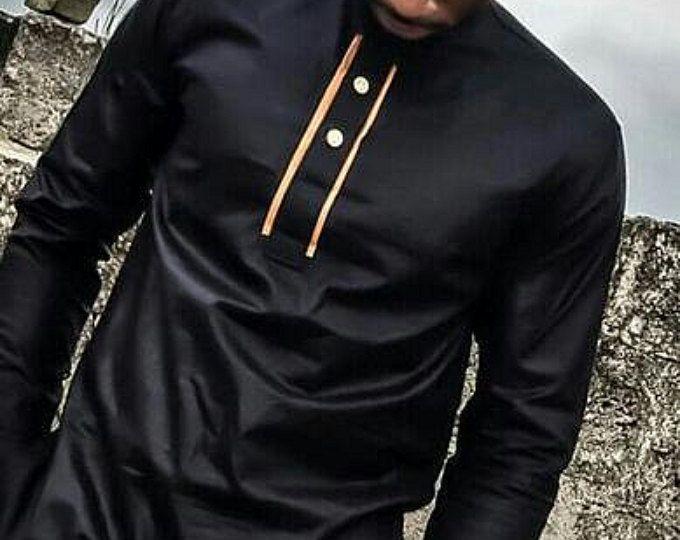 chemise africaine habillement africain dashiki v tements africain v tements africains pour. Black Bedroom Furniture Sets. Home Design Ideas